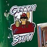 SHITI Coolers Earl Gettin' SHITI Sticker