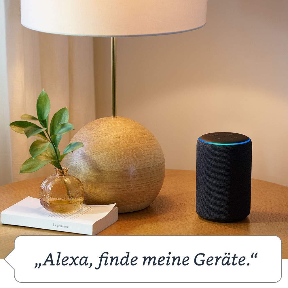 Echo Plus (2. Gen.), mit Premiumklang und integriertem Smart Home-Hub