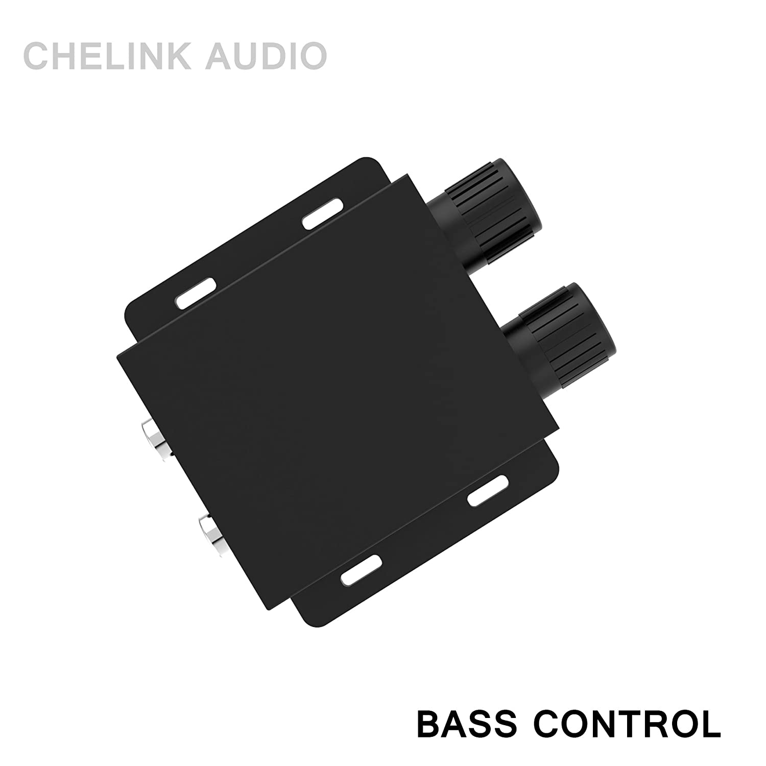 CHELINK Universal Car Remote Bass Control RCA Subwoof Amplifier