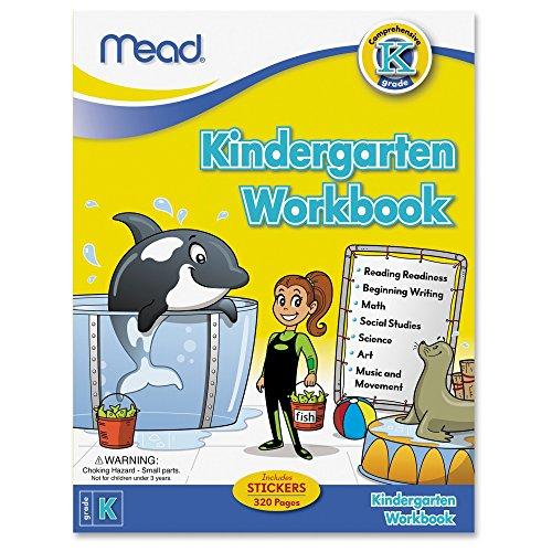 Mead Kindergarten Workbook (48082)