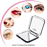 OKISS Compact Mirror- Elegant Travel Makeup Mirror