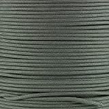 Mil Spec Type III 550 Paracord - 7 Strand Core - Foliage Green - Nylon Commercial Grade, Parachute Cord, Survival Cord - 10 Ft Hank
