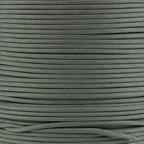Mil Spec Type III 550 Paracord - 7 Strand Core - Foliage Green - Nylon Commercial Grade, Parachute Cord, Survival Cord - 10 Ft Hank by PARACORD PLANET (Image #1)