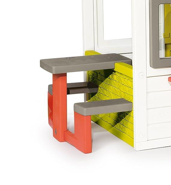 Smoby Spielhaus Friends Mit Küche | Smoby 310209 Friends Haus Amazon De Spielzeug