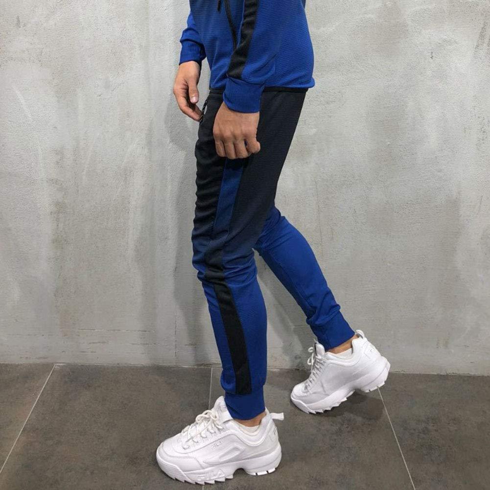 Gradient Ramp Sports Althletic Fit Straight Leg Autumn Winter Pants Mens Casual Pants