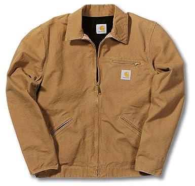 Carhartt Men/'s Jacket Work Jacket Lightweight Detroit Workwear New