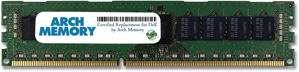 Arch Memory Replacement for Dell SNPPKCG9C/8G A7990613 8 GB 240-Pin DDR3L ECC RDIMM Server RAM for Precision Workstation R7610