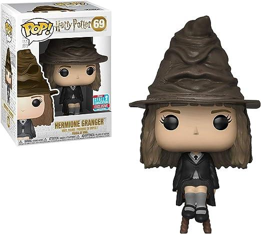 Funko Pop Harry Potter: Hermione con la convención de otoño ...