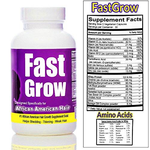 Vitamins Fast Grow Guaranteed Shipping