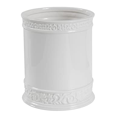 Creative Bath Products Cosmopolitan Waste Basket