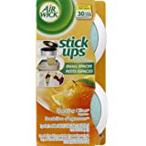 Airwick Sparkling Citrus Smell Disc Air Freshener for Bathroom, Room and Cars