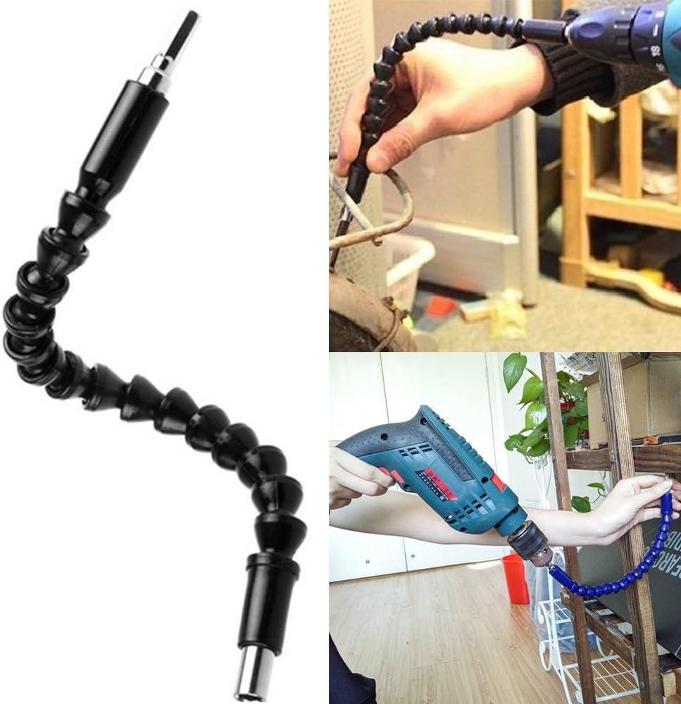 YuCool 3 Piece 1//4 inch Heavy-duty Hex... Magnetic Socket Bit Holder Extension