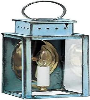 product image for Brass Traditions 451 DADB Small Thin Wall Lantern 400 Series, Dark Brass Finish 400 Series Thin Wall Lantern