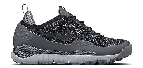 3648920f3878 NikeLab Lupinek Flyknit ACG Low 853954 001 Black Grey Chukka Nike Lab Max  Size  11