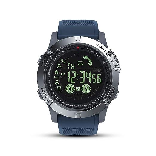Smartwatch Deporte Hombre,GOKOO S10 Reloj Inteligente Hombre Fitness Tracker para Deportes con Contadores de