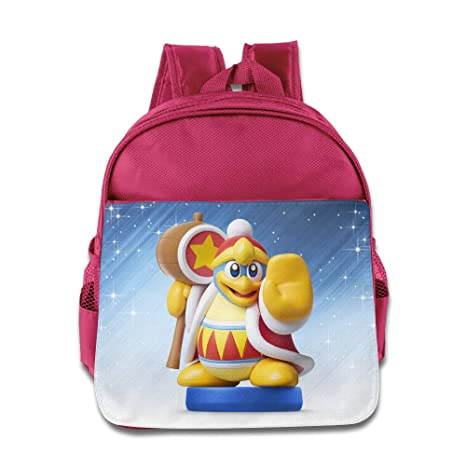Boomy Funny King Dedede Amiibo Lunch Bag For 3 6 Years Old Girls