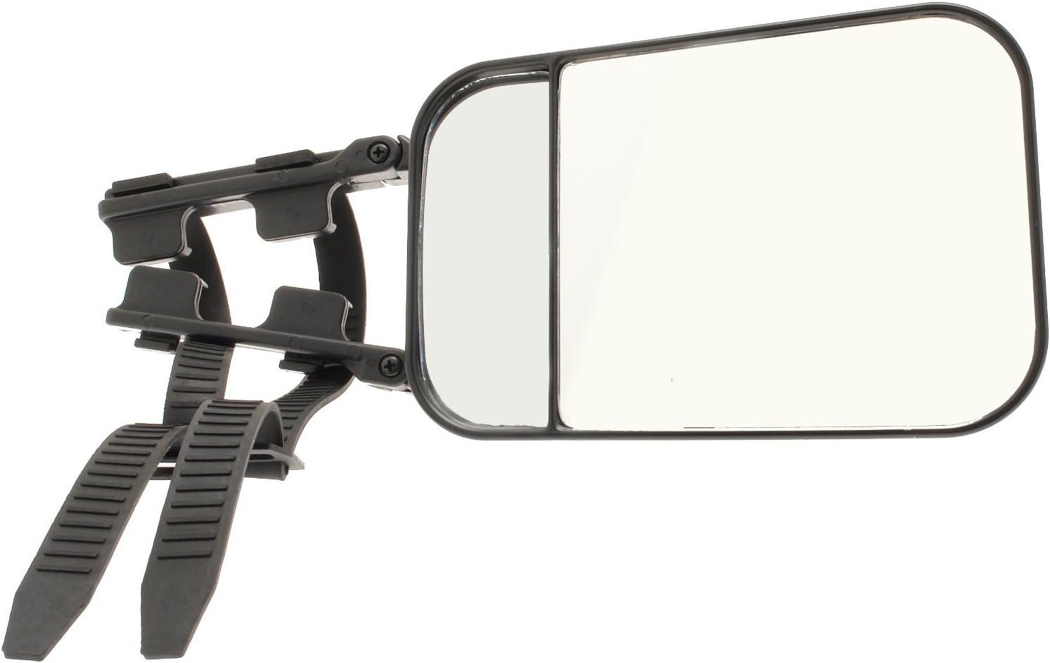 Seat Altea Caravan Trailer Robust Extension Towing Wing Mirror Glass Pair