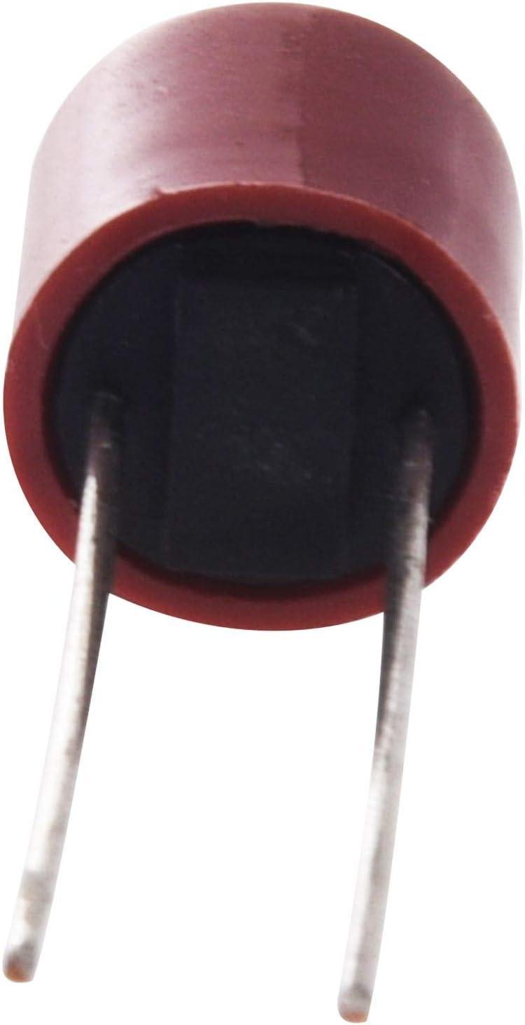 Huante 10 Pz Cavi Radiali Pompino Lento Micro-Fusibile T3.15A 250V