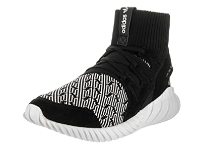 Adidas Tubular Radial Sneakers Upper: leather/textile; lining and