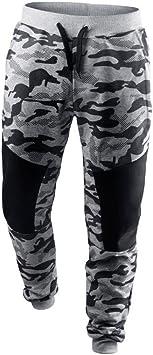 Sannysis Pantalones Chandal Hombre, Pantalón para Hombre Invierno ...