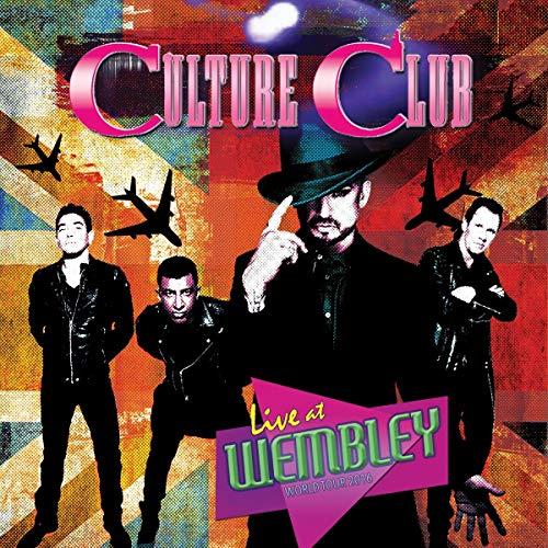 - Live At Wembley [Blu-ray]