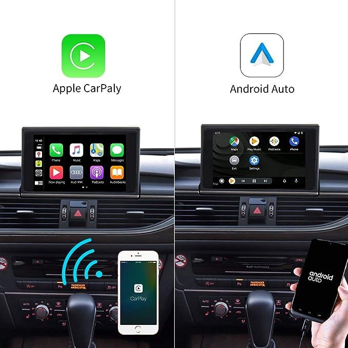 Carlinkit Wireless Carplay Android Nachrüstsatz Für Elektronik