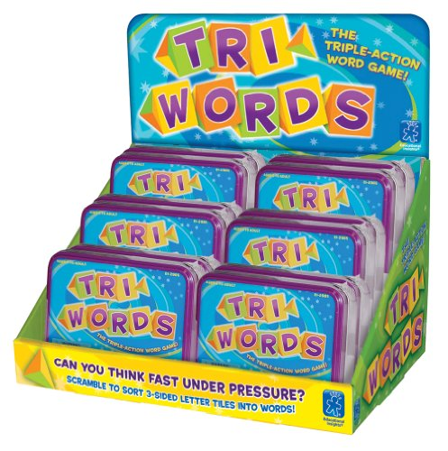Learning Resources Educational Insights Tri-Words Pop Dis...