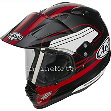 Arai tour-x 4 Move Rojo Casco de Moto