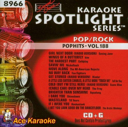 Sound Choice Karaoke Spotlight CDG SCG8966 - Pop Hits - Vol. ()