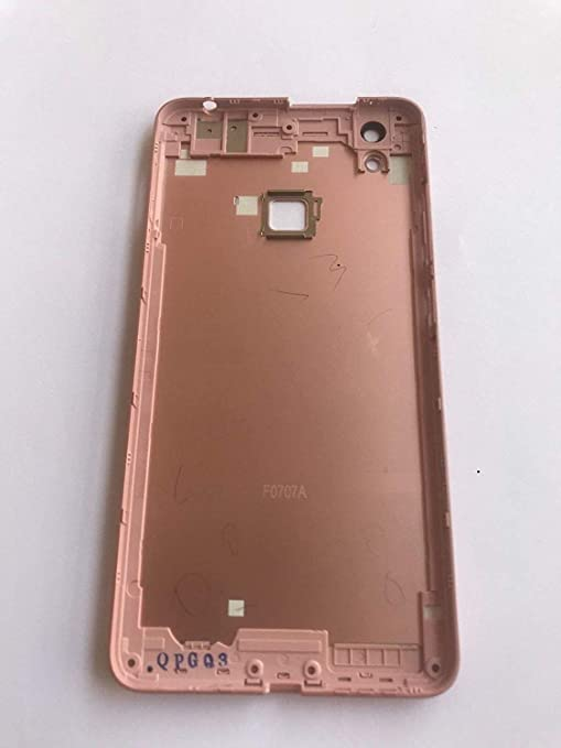 los angeles a72e2 2ab1b Generic Orway Battery Back Door Housing Replacement Panel Body Cover for  Vivo V3 Max (Rosegold)