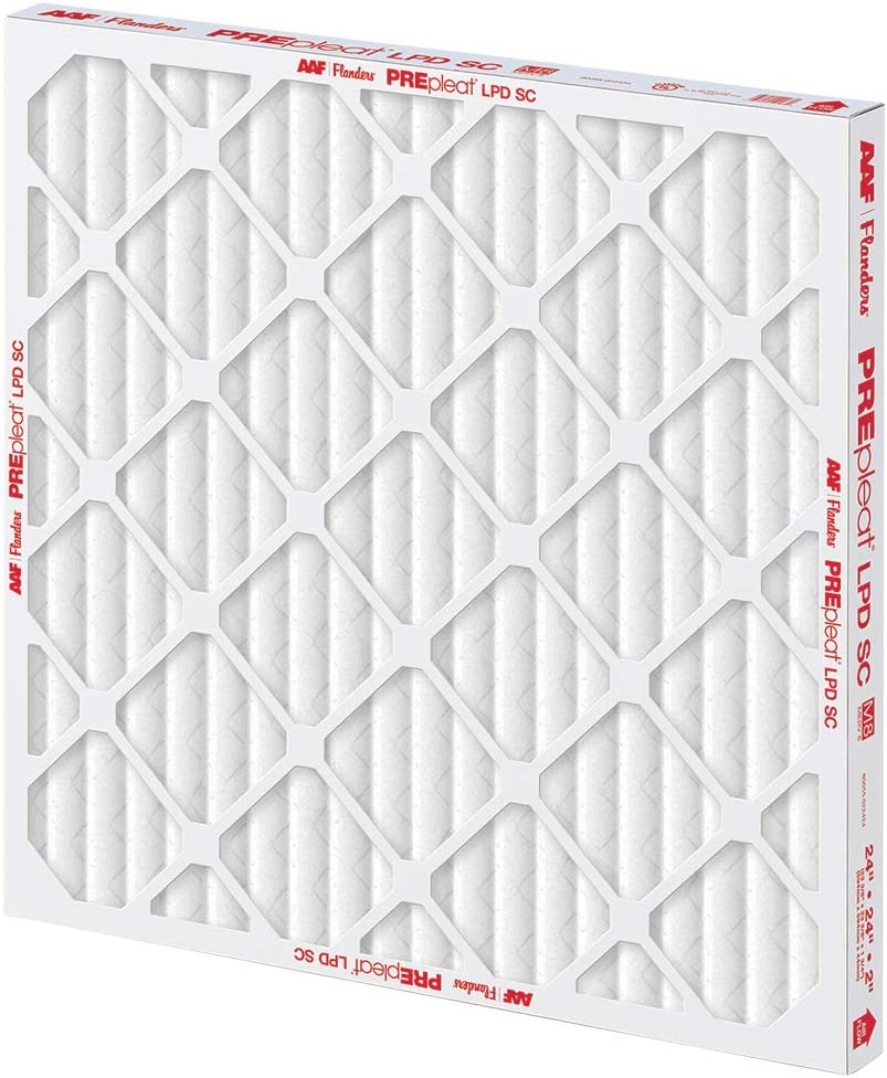 NaturalAire Pre-Pleat 40 Air Filter MERV High quality x Max 77% OFF 1-Inch 8 24 1 18
