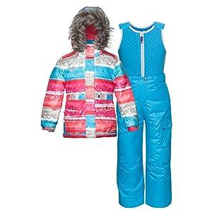 Jupa Maya 2-Piece Ski Suit Toddler Girls
