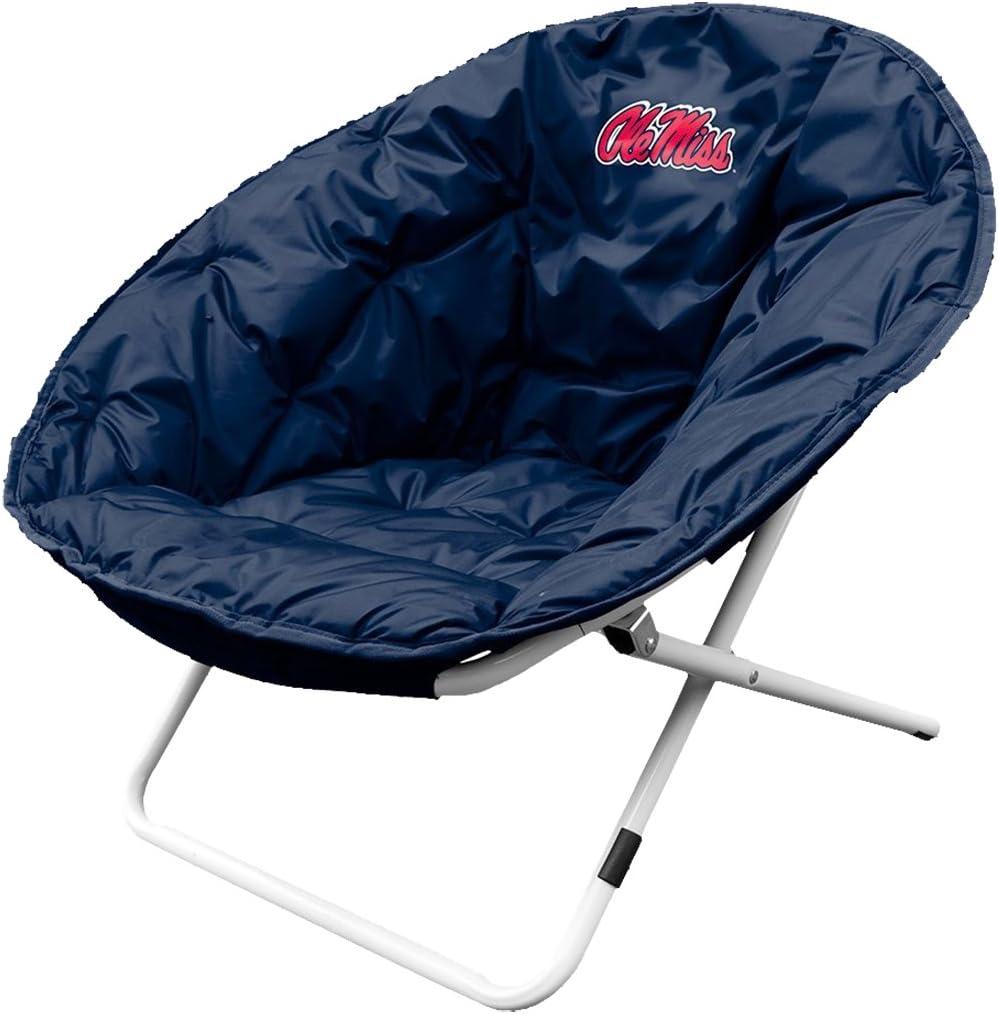 Ole Miss NCAA Sphere Lounge Chair NCAA Team