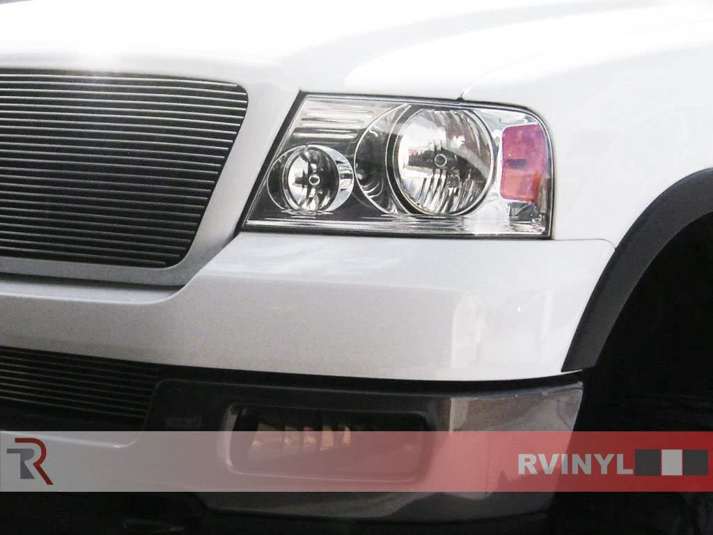 Application Kit Rvinyl Rtint Headlight Tint Covers for Ford F-150 2004-2005
