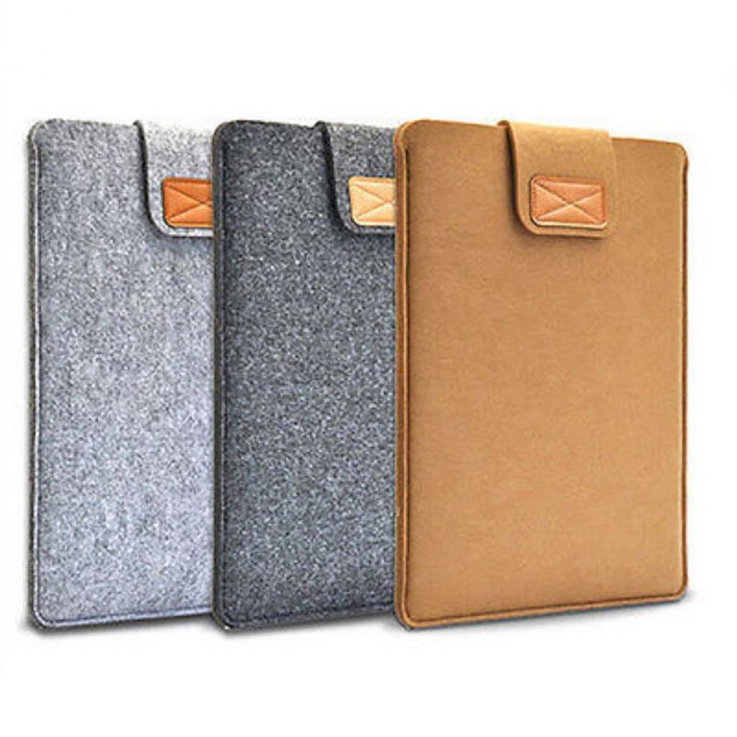 good01 Filz Slim Tablet Tasche f/ür Apple MacBook Air Pro 11//13//15 Zoll