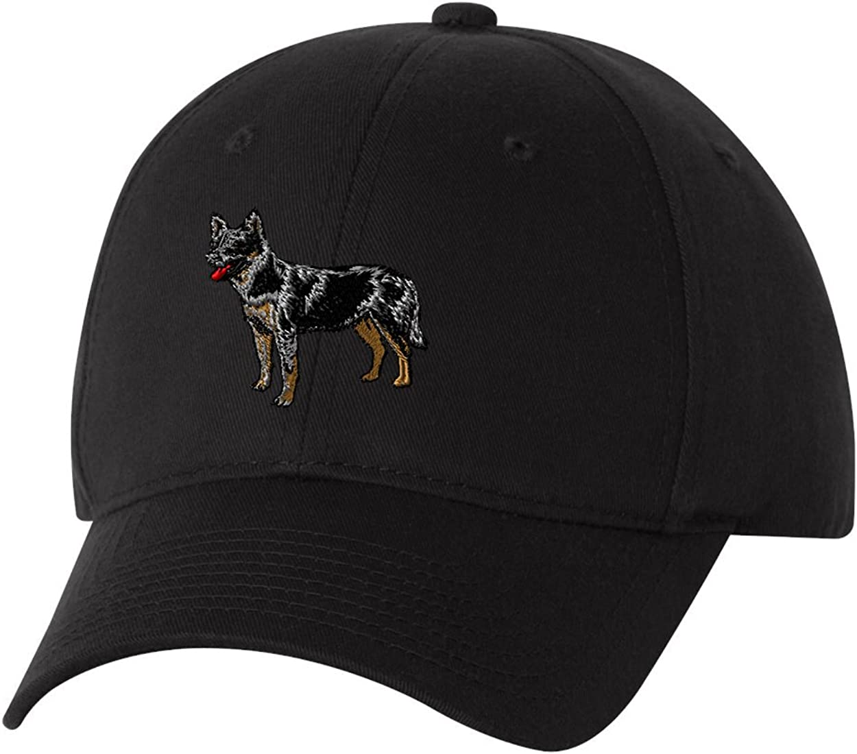 Australian Cattle Dog Embroidery Embroidered Beanie Skully Hat Cap