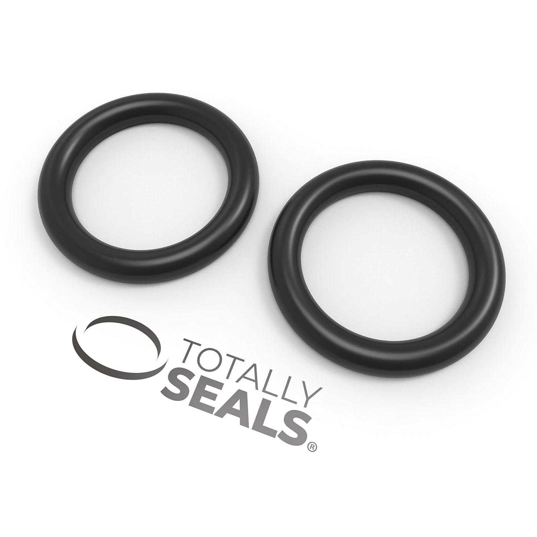Noir Joints toriques en caoutchouc nitrile 21 mm x 2 mm Choisissez la taille du lot duret/é de la rive 70 A 25 mm OD