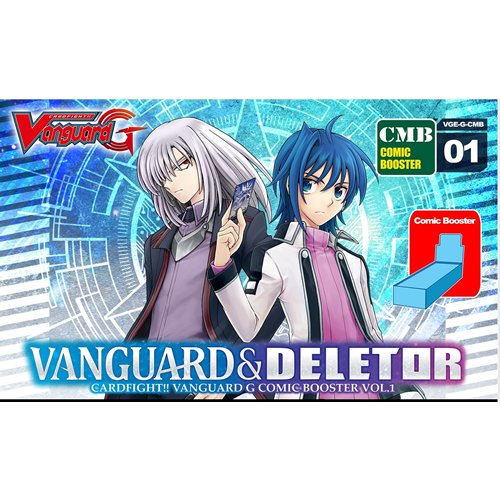 vanguard booster box - 7