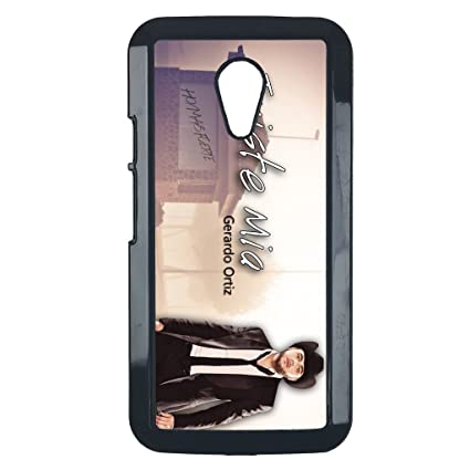 Amazon.com: Gerardo Ortiz Motorola Moto G 2nd case Visualize ...