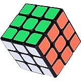 ルービックキューブ GFUN 3x3x3 競技用 ver.2.0 スピードキューブ 立体パズル 世界基準配色 ポップ防止 回転スムーズ 生涯保証