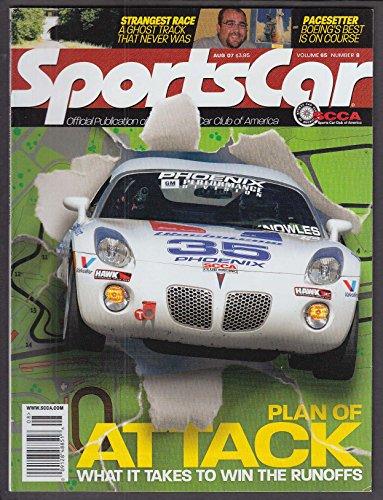 SCCA SPORTS CAR Rupert Berrington SSB Solstice Project Sentra + 8 - Sports Solstice