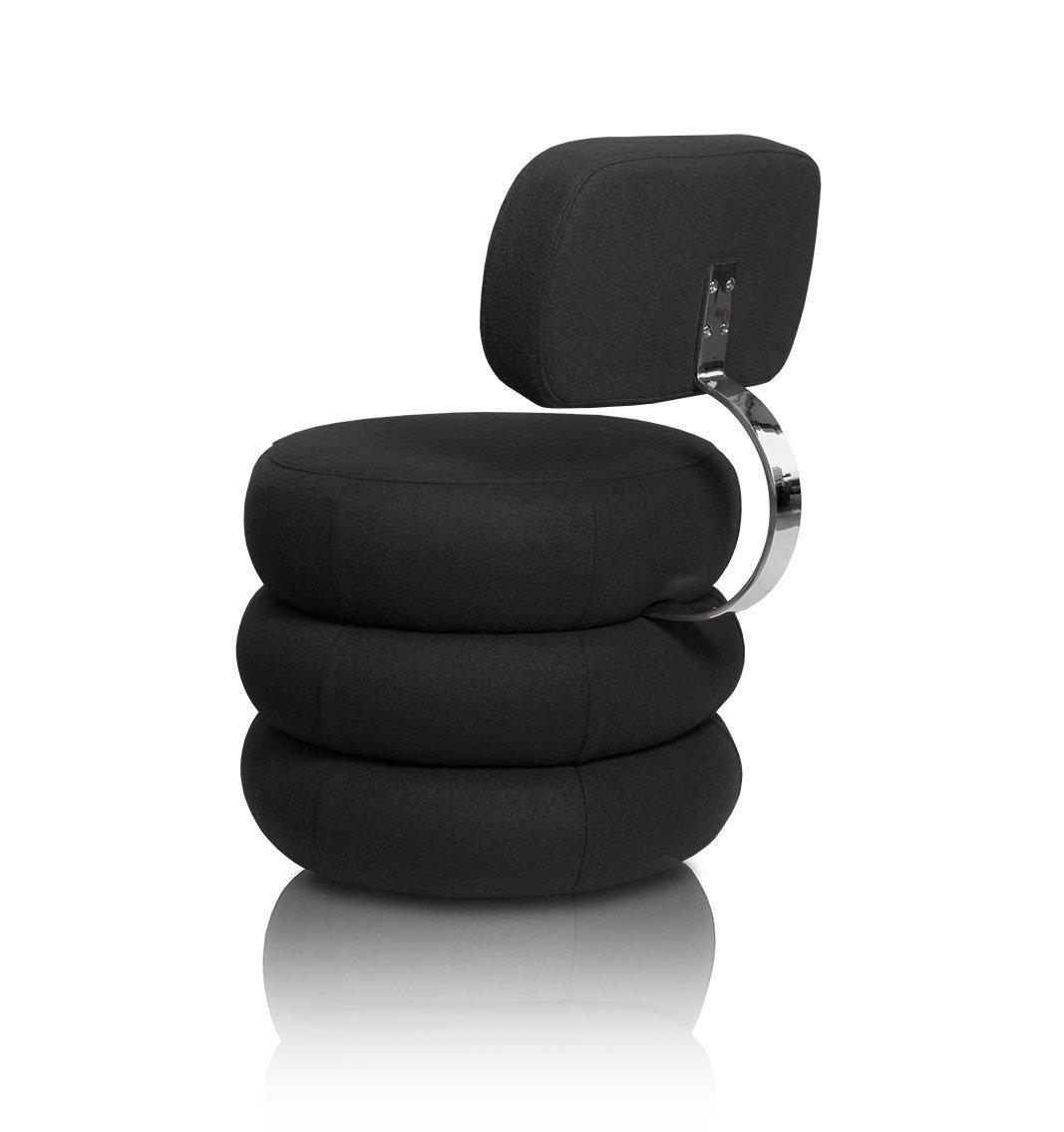 Astounding Ausgefallene Sessel Sammlung Von Concept.de: Neuerraum Ausgefallener Kreisrunder Esstisch Stuhl Lounge