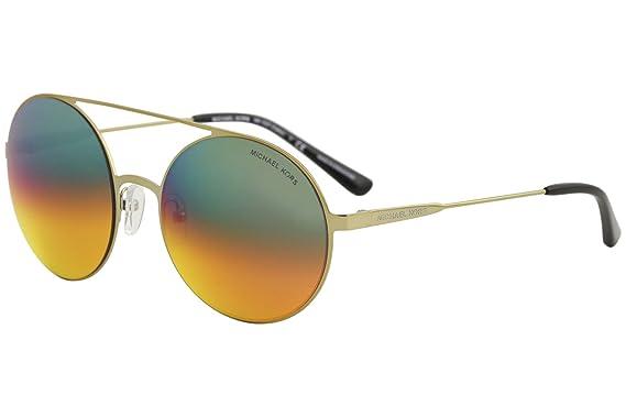 c470e7202e Amazon.com  Michael Kors Women s 0MK1027 Gold Orange One Size  Clothing