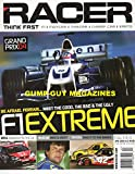 RACER April 2004 Magazine BE AFRAID, FERRARI...MEET F1 EXTREME BTCC Anarchy In The UK NASCAR MIKE & MIKEY Toyota Take It To The Banks