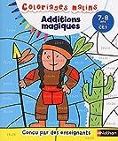 Additions magiques CE1