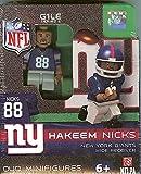 NFL New York Giants Hakeem Nicks Figurine