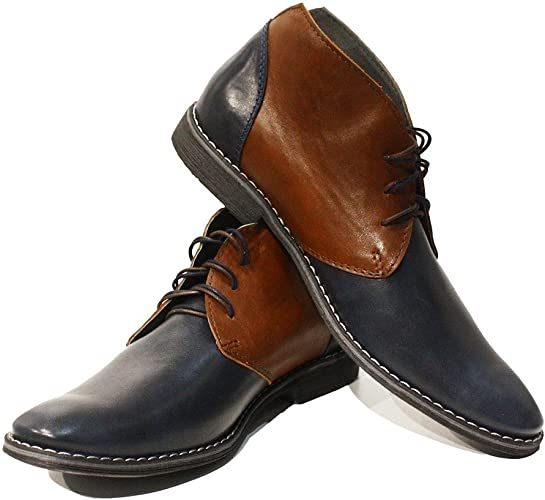 Marcello Modello Handmade Italiennes des Hommes pour Cuir f7vyb6gY