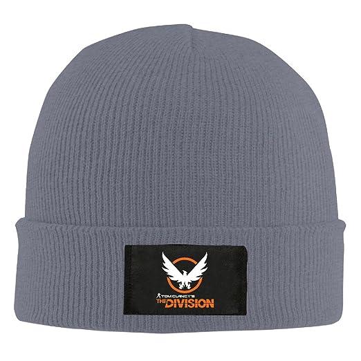 e2d9caba177 Game Tom Clancy s The Division Logo Beanie Hats For Men Women Asphalt (4  Colors)