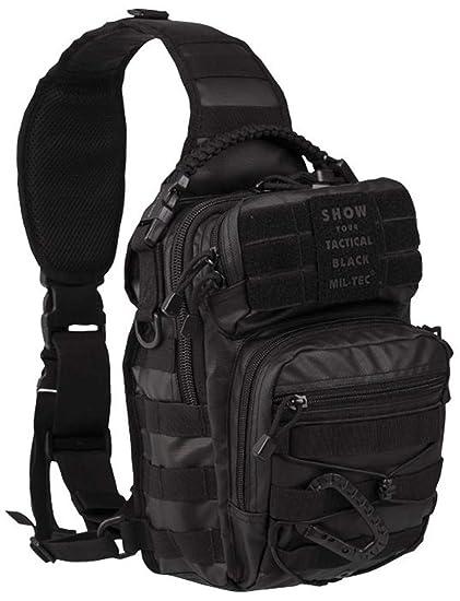 Mil-Tec EE.UU. Mochilla con un Tirante Assault Pack One-Strap