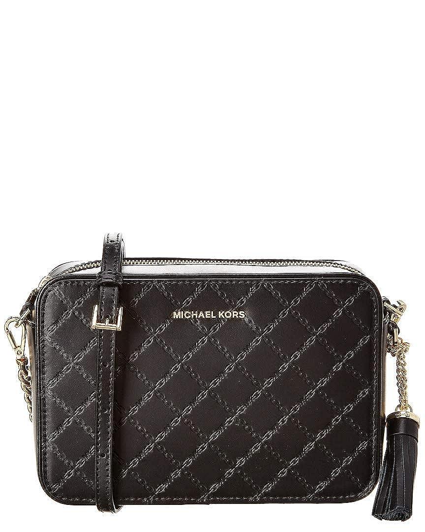 Michael Kors Medium Leather Camera Bag: Handbags: Amazon.com